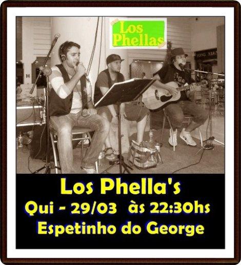 Los Phella's no @EspetinhoGeorge - 29/03